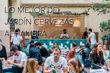 Jardin Cervezas Alhambra