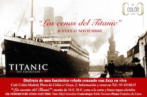 Cenas Titanic