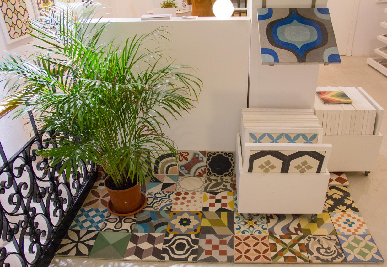 mosaic del sur 03 la gran vida. Black Bedroom Furniture Sets. Home Design Ideas