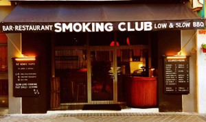 Smoking Club Muta