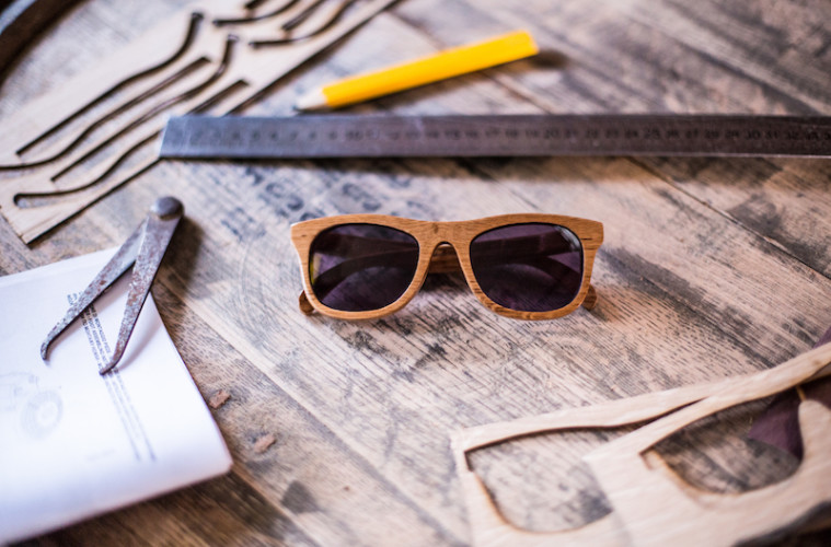 a57264d2f3 Las barricas de Glenmorangie se convierten en gafas de sol