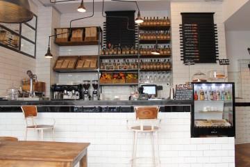 Coffee+ I Cafés y cócteles en el Barrio de Salamanca