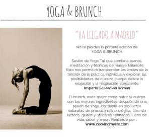 Yoga Brunch Gran Vida
