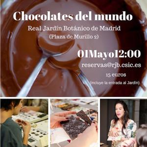 Cata de Chocolates - Gran Vida