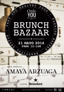 Onlu Yoy brunch Bazaar Gran Vida