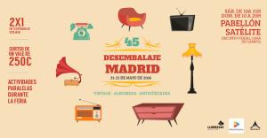 Desembalaje Madrid - Gran Vida