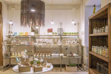 Con Calma | Peluquería y tienda de cosmética natural en Chueca