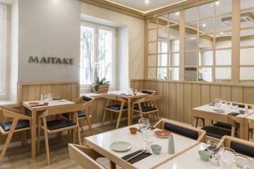 Maitake | Restaurante japonés junto al Retiro