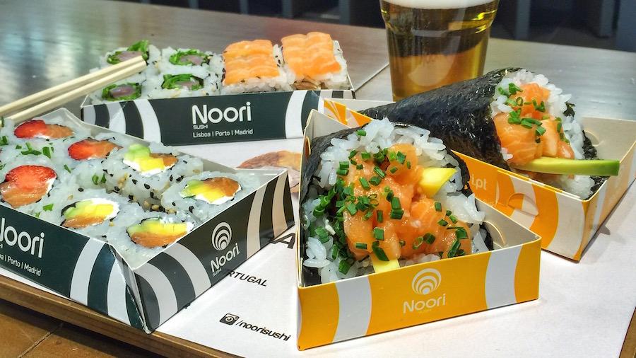 NOORISUSHIESPANA Sushi Uramaki Noori