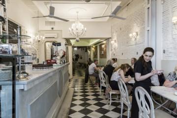Vailima I Salón de té en el centro de Madrid