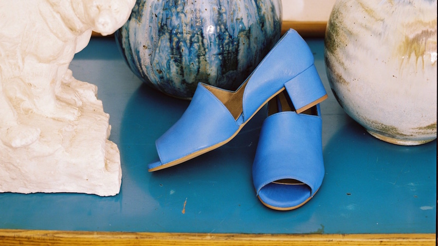 About Arianne Shoes Roma Ocean