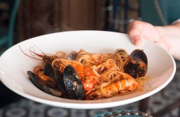 Restaurantes Italianos en Madrid