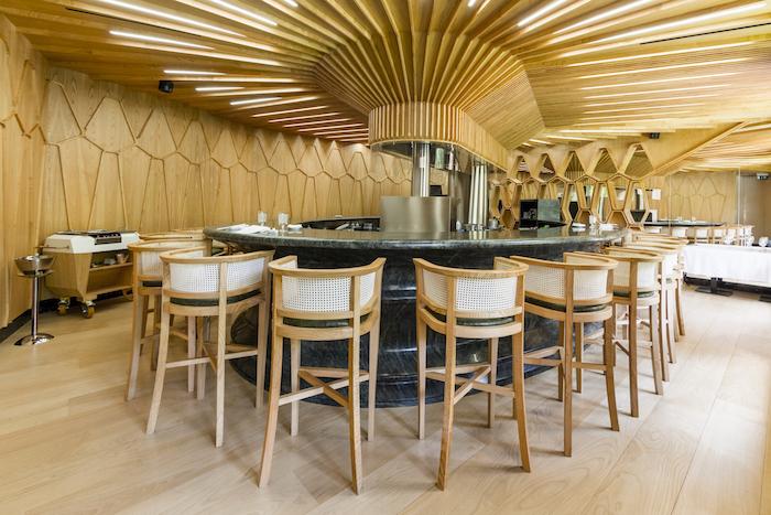 'A'barra' | Restaurante en Gregorio Marañón