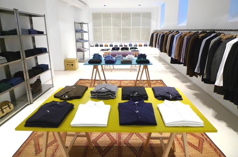 Aspesi | Tienda de ropa en el Barrio de Salamanca