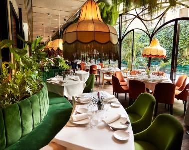 Restaurantes de cocinas del mundo   Madrid