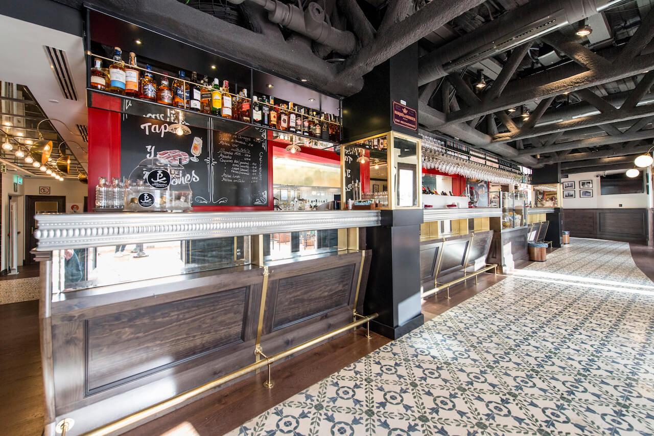 Puertalsol By Chicote Taberna Y Restaurante En Sol