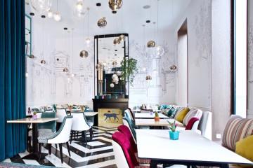 Restaurantes de diseño en Madrid