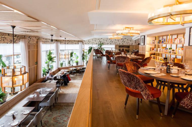 Casa Suecia | Restaurante y coctelería del Hotel NH Collection Suecia