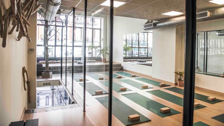 yoga atocha
