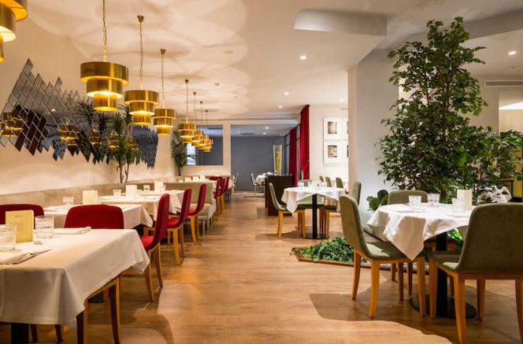 'La Atrevida' | Restaurante y barra de Oscar Velasco en Hotel NH Lagasca