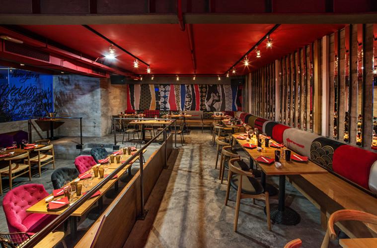 Restaurantes para cenar y salir de fiesta en Madrid