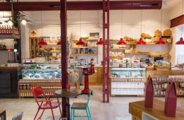 Mercato Italiano   Café y mercado de productos italianos en Ríos Rosas