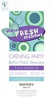 Vincci Fresh Sessions_agenda
