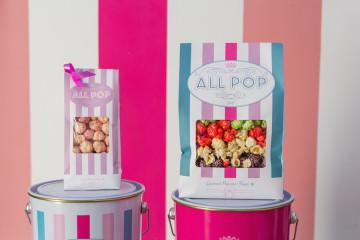All Pop | Tienda de palomitas gourmet en Malasaña