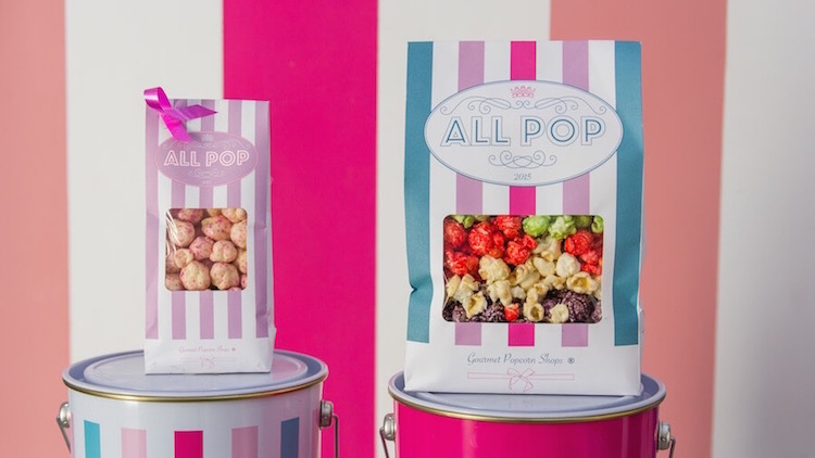 All Pop palomitas gourmet