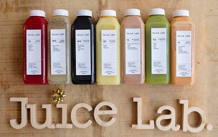 Juice Lab | Zumos ecológicos prensados en frío en Hortaleza
