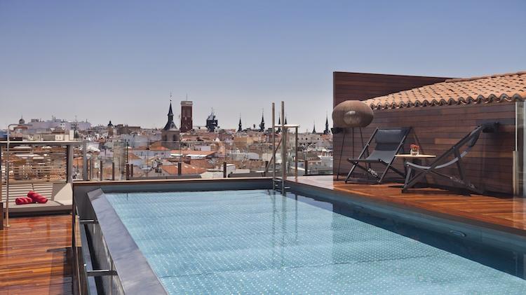 Gran Melia Palacio De Los Duques-Pool