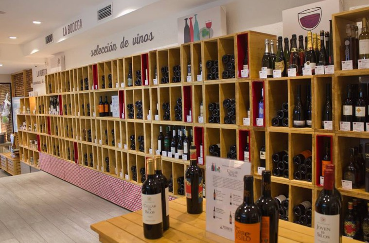 Peso Neto Tienda gourmet vinos