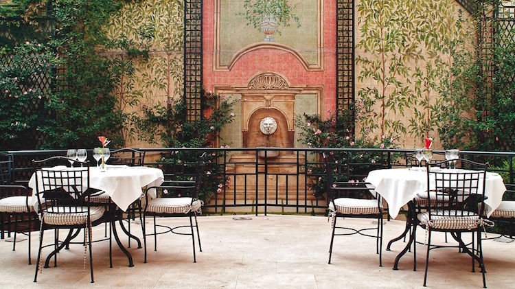 El jardin de Orfila - Hotel Orfila