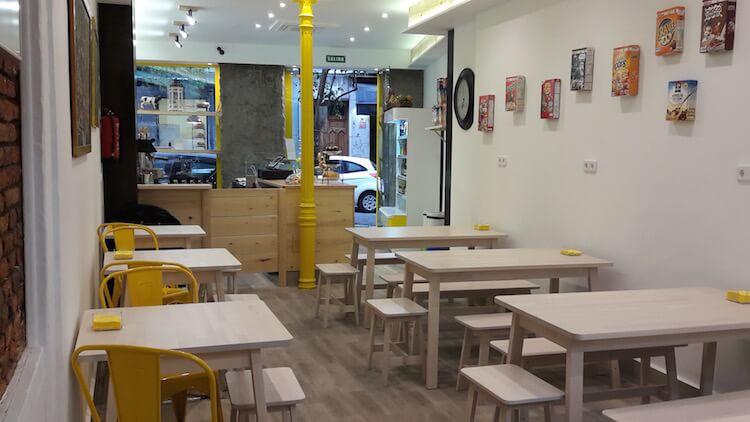 Epopolo   Coffee lounge, pasta fresca y desayunos en Fuencarral