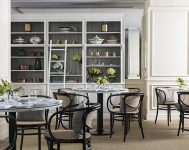 Restaurante Aduana, nuevo en la azotea del hotel Gran Meliá Fénix