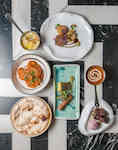 Benares menu degustacion 2
