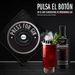 Brockmans Press for Gin Madrid