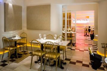 Charlie Champagne | Restaurante de alta cocina creativa y champagne en la calle Segovia