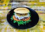 Hamburguesa con queso Timesburg