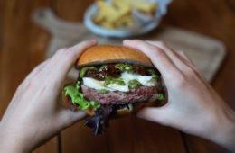Platea semana de la hamburguesa