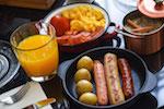 Full Monty Breakfast Hotel Vincci The Mint