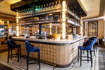 Lux, Restaurante internacional y de diseño en el barrio de Salamanca