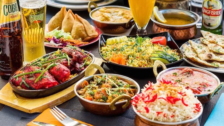 Restaurantes indios que conquistan Madrid por su autenticidad. Purima