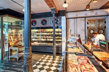 Cárnico. Carnicería gourmet en Chamberí, de La Finca Jiménez Barbero
