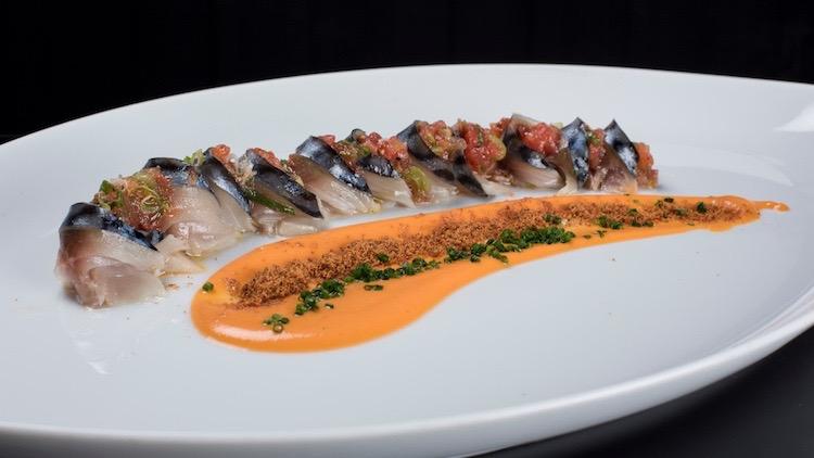 Kirikata. El restaurante de sushi y comida japonesa de la Taberna Arzábal