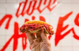 Doce chiles, restaurante mexicano en el Mercado de la Paz