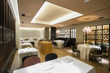 Restaurante Clos Madrid