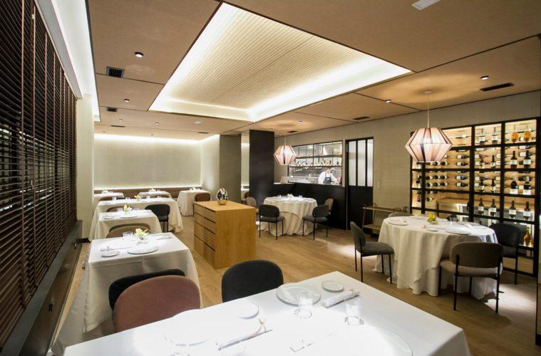 Restaurante Clos Madrid