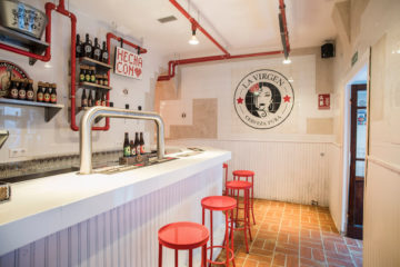 La cervecera madrileña abre sus propios Tap Rooms en la capital