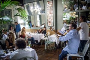 Cenas con flamenco
